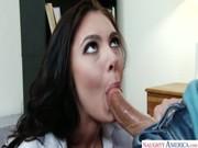 Анальный порнокастинг блондинки